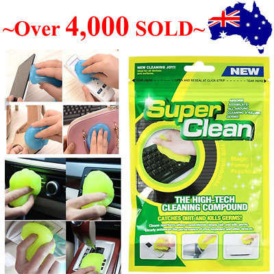Dust Dirt Cleaning High Tech Compound Gel Clean Magic Car Keyboard Home Cleaner