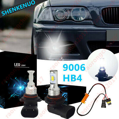 Ford Mondeo MK3 100w Super White Xenon HID High//Low//Fog//Side Headlight Bulbs Set