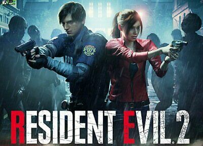 RESIDENT EVIL 2 Remake, Biohazard RE:2  re2 PC  gift +70games