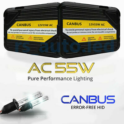 Upgraded Error Free Canbus H7 6000k Xenon HID Kit For Ford Mondeo 2000 Onwards