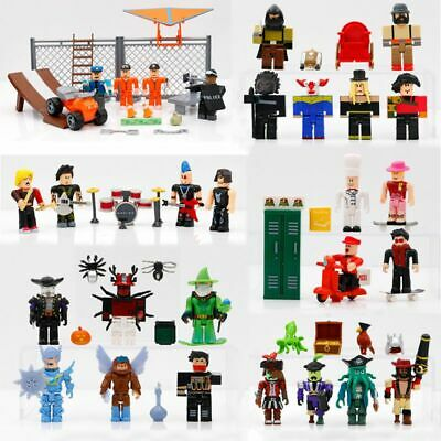 New Roblox Game Character Accessory Mini Action Figure Dolls Kids Xmas Gift Toy