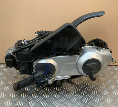 Piaggio Fly 125 125cc 2005-2011 Engine Covered 9k