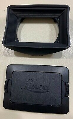 Lens Hood and cap for Leica Elmarit-R 19mm f2.8 V2 Leica  R 12546 14302