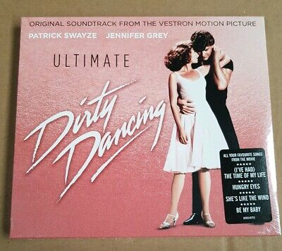 Various Artists : Ultimate Dirty Dancing CD new/sealed