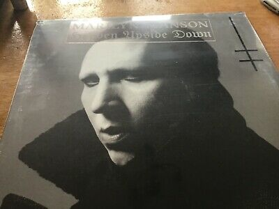 "Marilyn Manson - Heaven Upside Down 12"" LP New and Sealed"