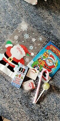 Prefilled Kids Christmas Party Bags