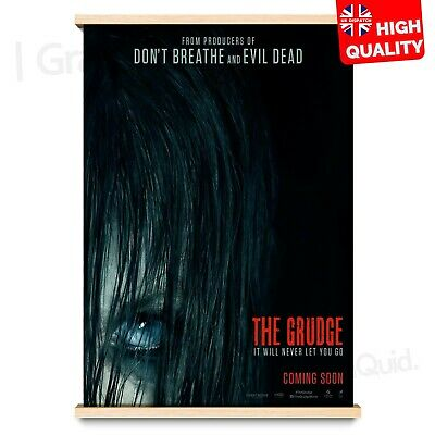 The Grudge 2020 Horror/Thriller Sony Pictures Movie Poster Art Print A4 A3 A2 A1