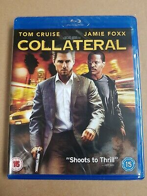 Collateral (Blu-ray) Tom Cruise