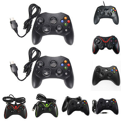 Microsoft Xbox One Wired & Wireless Controller Game Pad XBOX System Type 2  #MY