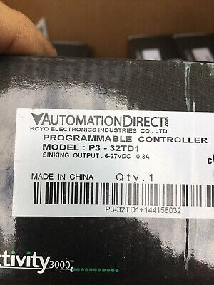 Automation Direct P3-32Td1 / P332Td1 (Brand New)