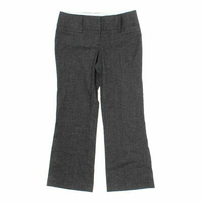 Maurices Women's Dress Pants size 4,  grey,  rayon, polyester, spandex