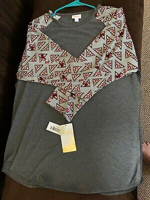 Lularoe NWT Disney Minnie Mouse  Randy 2XL