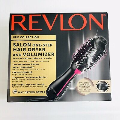 Revlon Pro Collection Salon One-Step Hair Dryer and Volumizer k08-16
