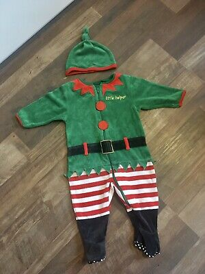 baby  Mothercare christmas outfit 3-6 months