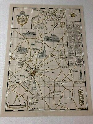 Bird/'s Eye View Map of San Francisco 1846 15x22 Hand Numbered Edition Art Print