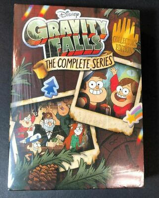 Gravity Falls The Complete Series [ Collector's Edition ] (DVD) NEW