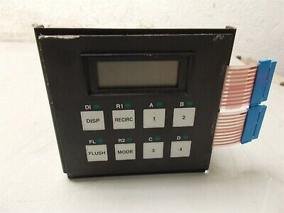 Aries Filter Works Gemini Water Purification System Display