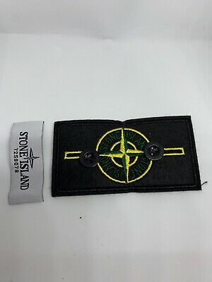 Stone Island Brand patch badge Écusson De Rechange