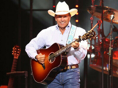 1-4 George Strait Tickets 11/25 Austin Acl Live Moody Theater Balcony 4