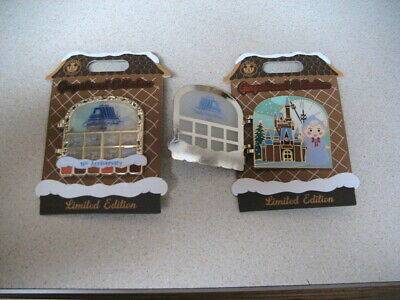 Disney 2019 Contemporary Resort Gingerbread House Fairy Godmother Pin Le 3600