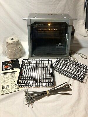 Ronco Showtime Rotisserie And BBQ Oven With Accessories
