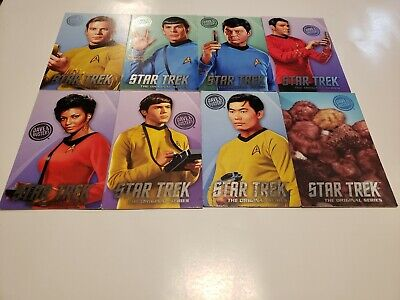 Dave and Buster's Star Trek Original Regular / Limited Coin Pusher Cards (Tribs)
