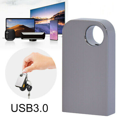 1TB USB 3.0 Flash Drive Memory Stick Metal Key Chain Pen Drives U Disk Thumb PC