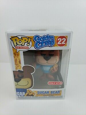 Funko POP! Ad Icons - Sugar Bear #22 - Target Exclusive w/ Protector