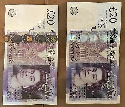10x £20 Pound GBP Note Party,Realistic PROP MONEY fake, PROP ONLY