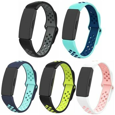 For Fitbit Inspire &Hr & Ace 2 Bands Fitness Strap Silicon Replacement Wristband