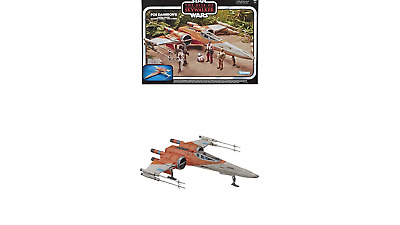 Star Wars The Vintage Collection The Rise of Skywalker Poe Dameron'S X-Wing F...