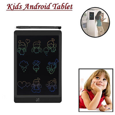 10Inch Multicolour Digital LCD Writing Graphics Drawing Tablet Screen for Kids