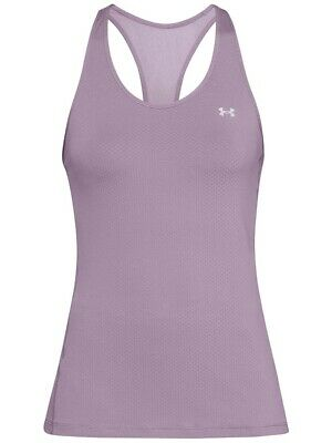 Under Armour Donna Canotta HeatGear RACER 1271765