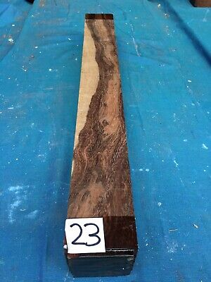 "Indian Laurel Spindle Blank/wood turning/exotic Woods 3x3x24"" exotic hardwood"