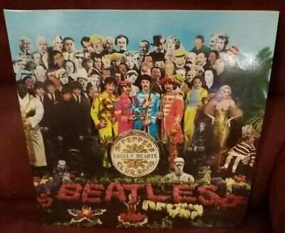 The Beatles NEW Sgt Peppers Lonely Hearts Club Band 180g Vinyl..