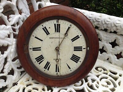 Antique wall clock.