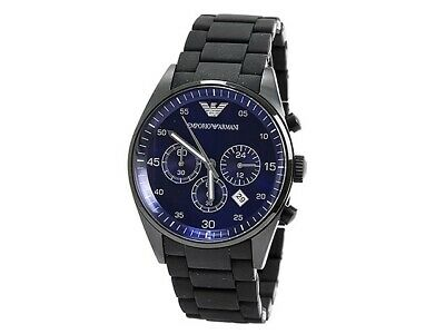 Emporio Armani AR5921 Black Sportivo Mens Watch