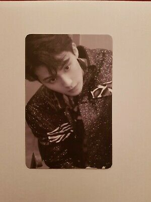 SuperM Official Pop Up Store - NCT Mark Photocard