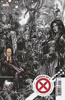 Marvel Comics Powers Of X #1 (OF 6) 5th Print Brooks Connecting Variant NM 11-13