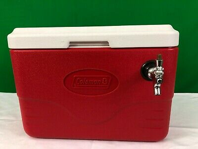 Jockey Box Cooler Single Beer Keg Kegman Portable