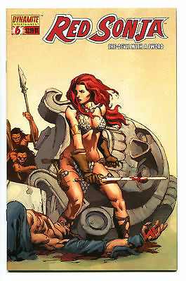 RED SONJA, Issue #6, (Dynamite 2005), NM, cover B