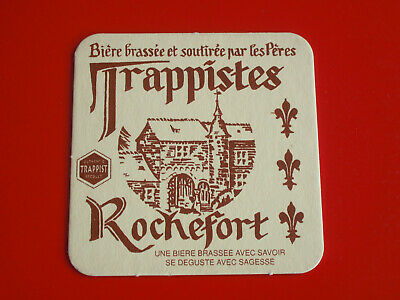 SOUS - BOCK * ROCHEFORT * Trappistes