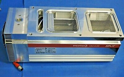 Pfeiffer Splitflow 310 3P Turbomolecular Turbo Vacuum Pump / Thermo Scientific