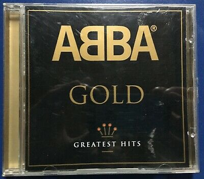 Cd Abba Gold Greatest Hits 5170072 Europe 2002