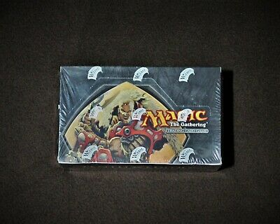 MTG Tenth Edition Core Set Magic: the Gathering MTG Factory Sealed Booster Box
