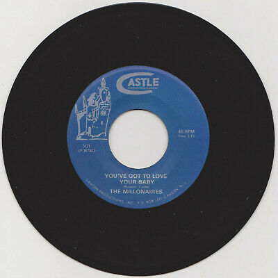 The Millionaires - You've Got to Love Your Baby (1966/1979) #Northern #Soul