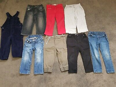 Abcd Industrie Sprout True Religion Gap Burberry Boys Pants Jeans Size 2
