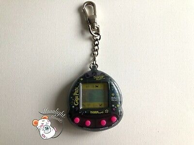 Tamagotchi Giga Pet Transparent Sabrina The Teenage Witch Salem Cat Virtual Pet