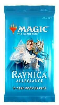 Magic The Gathering Ravnica Allegiance Single Booster Pack WOTC MTG