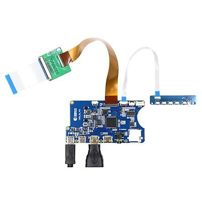 Fit For 12.3in HSD123KPW1 1920x720 LCD  Type C TF LCD HDMI Controller Board